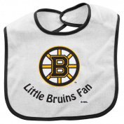Boston Bruins White Snap Bib