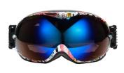 Anti-fog Sports & Outdoors Goggle /Hiking/Climbing/Cycling/Ski Goggles-12