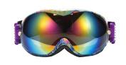 Anti-fog Sports & Outdoors Goggle /Hiking/Climbing/Cycling/Ski Goggles-10
