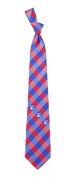 New York Rangers Cheque Polyester Neck Tie NHL Hockey Team Logo