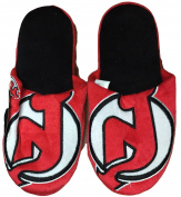 NHL New Jersey Devils Official Slippers by Forever Collectibles (XL