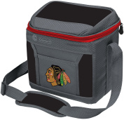 NHL Chicago Blackhawks 9 Can Soft Sided Coleman Cooler