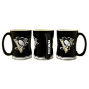 IFS - Pittsburgh Penguins NHL Coffee Mug - 440ml Sculpted