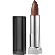 Maybelline New York Colour Sensational Matte Metallic Lipstick, Molten Bronze, 5ml