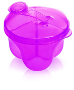 Baby Delight Bfree Happy Click Go Formula Dispenser, Pink