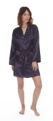 Set Pack Ladies Satin Kimono Robe / Dressing Gown with Kacey Paris® socks