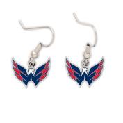 NHL Washington Capitals Dangler Earrings