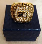 YIYICOOL 1975 Philadelphia Flyer hockey Stanley Cup championship rings size 11