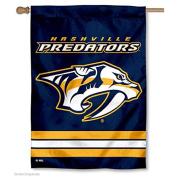 Nashville Predators Two Sided House Flag