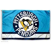 Pittsburgh Penguins Vintage Logo Flag and Banner