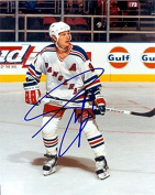Signed Graves Photo - 8x10 1994 Stanley Cup Champion Image #3 - Autographed NHL Photos
