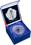 World Cup of Hockey 2016 Crystal Puck - Filled With Ice From the World Cup of Hockey 2016 - Fanatics Authentic Certified