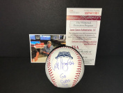 Pat Hughes Cubs Signed 100th Ann Baseball Of Wrigley Field WITNESS Go Cubs A - JSA Certified - NHL Autographed Miscellaneous Items