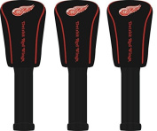 Detroit Red Wings Long-Neck Golf Head Covers, Black