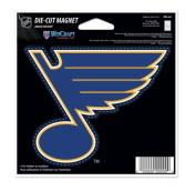 NHL St. Louis Blues 11cm x 15cm Die-Cut Magnet