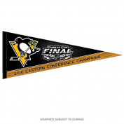 Official 2016 NHL Eastern Conference Champions Pittsburgh Penguins Pennant