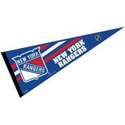 NHL New York Rangers Pennant