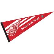 NHL Detroit Red Wings Pennant