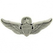 Pins- WING-ARMY,AVIATOR,MASTER (MINI)