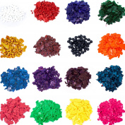 New 16 dye colours - Dye chips for making candles - Candle wax Dye - A great choice of colours - Sample