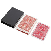 Magic Trick Vanish Disappearing Vanishing Cards With Case Box by Dom