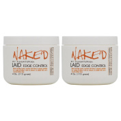 """Naked By Essations Laid Edge Control 120ml """"Pack of 5.1cm"""