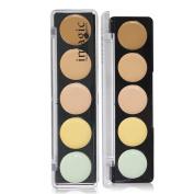 IMAGIC Professional Concealer Palette 5 Colours makeup Foundation Facial Face Cream Palettes Cosmetic Make Up Colour