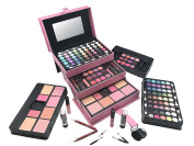 BR All In One Makeup Kit (Eyeshadow, Blushes, Powder, Lipstick & More) Holiday Gift Set