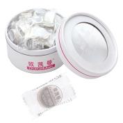OuKaiMan 80Pcs Compressed Facial Mask Skin Care Tool Dry facial Mask Sheet DIY Thin Mask Paper Beauty