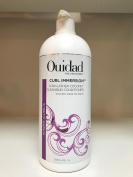 Ouidad Curl Immersion Low-Lather Coconut Cleansing Conditioner 1000ml / 1L