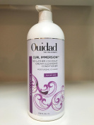 Ouidad Curl Immersion No Lather Coconut Cream Cleansing Conditioner 1000ml / 1L