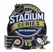 2017 NHL Stadium Series Duelling Pin - Flyers vs. Penguins