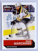 """BRAD MARCHAND 5120cm 1ST EVER PRINTED"""" SPORTS ILLUSTRATED CARD #582! BOSTON BRUINS!"""