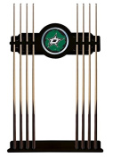 Dallas Stars Cue Rack in Black Finish