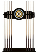 Boston Bruins Cue Rack in Black Finish