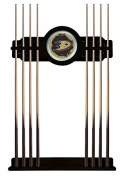Anaheim Ducks Cue Rack in Black Finish
