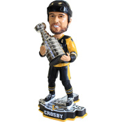 NHL Pittsburgh Penguins Sidney Crosby #87 Stanley Cup Champions Bobblehead