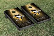 Pittsburgh Penguins NHL Cornhole Game Set Museum Version