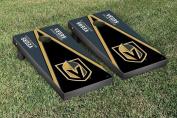 Vegas Golden Knights NHL Cornhole Game Set Triangle Version