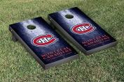 Montreal Canadiens NHL Cornhole Game Set Museum Version