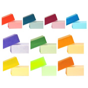 Stained Glass Liquid Soap & Cosmetic Colour - 12 Samples - Liquid Colour Sample Kit