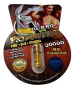 NEW BURRO EN PRIMAVERA 30000 All Natural Male Enhancement Sex Pills Increase Libido Stamina Energy Booster (Multi Packs)