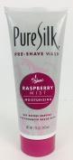 Pure Silk Raspberry Mist Moisturising Pre Shave Wash