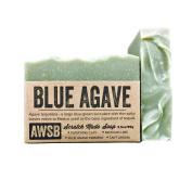 A Wild Soap Bar Blue Agave Natural Soap