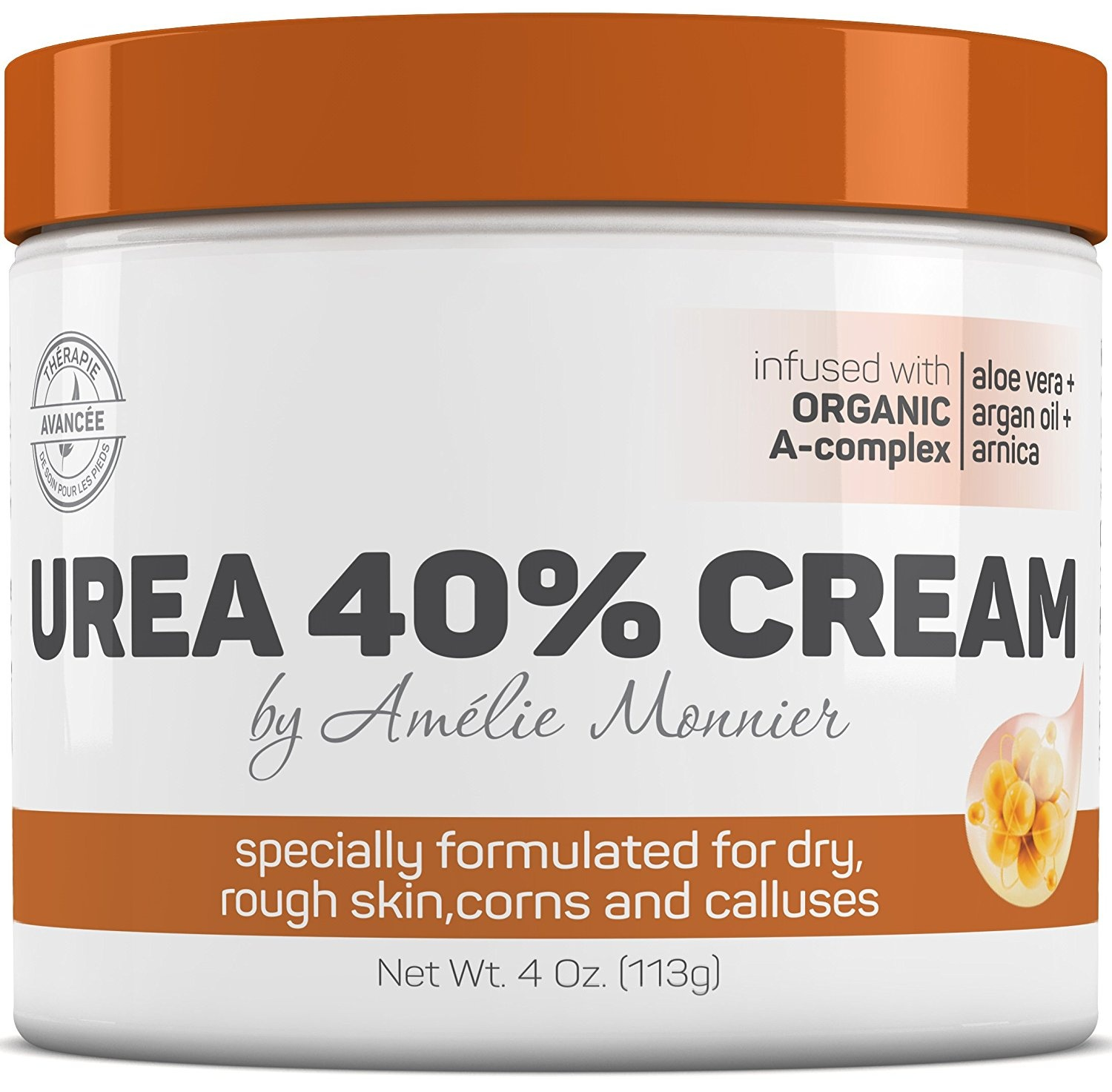 Urea 40% Advanced Callus Remover, Infused with Organic Botanicals and  Essential Oils  Best Moisturiser - Softens Rough, Dry Skin  Superior Relief  for