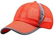 Orangeskycn Men Women Outdoor Holiday Net Sunshade Sun Hat Quick-dry Ventilation Baseball Cap