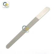 G.S SAPPHIRE STAINLESS STEEL DIAMOND SAPPHIRE NAIL FILE TO CLEAN YOUR NAIL AFTER CUT OR TRIM BEST QUALITY