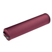 Full-Round Bolster, 60cm L x 11cm Dia, burgundy