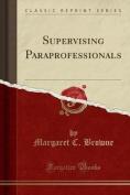 Supervising Paraprofessionals