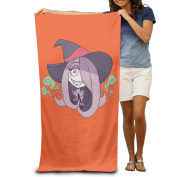 Cartoon Cute Witch Boys Towels Nice